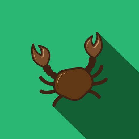 crab legs: crab