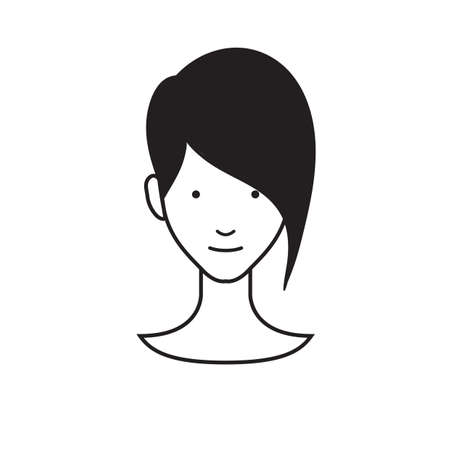 woman short hair: hairstyle for women