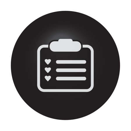 clip board: clip board Illustration