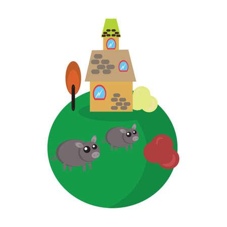 farm house: farm house