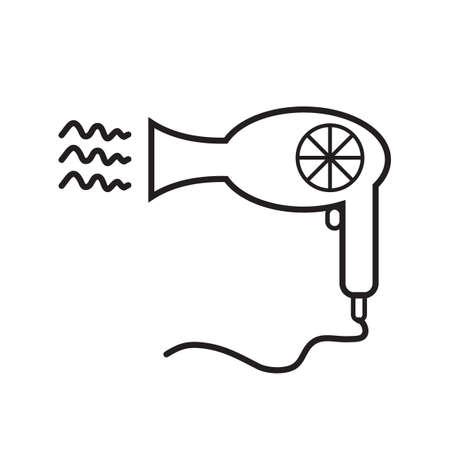 Sèche-cheveux Banque d'images - 53075966
