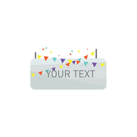 your text button Stock Photo