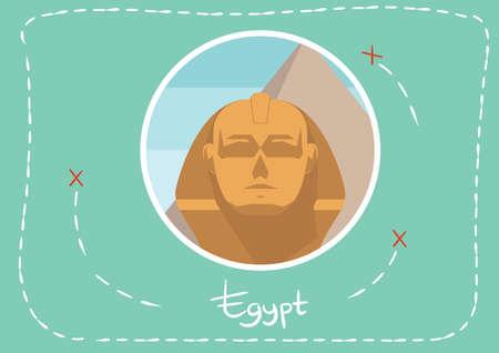esfinge: egypt sphinx Foto de archivo