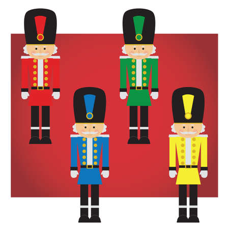 christmas military: christmas soldiers