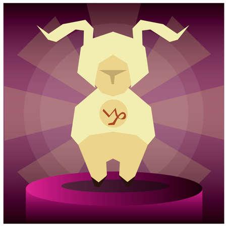 capricornio: Zodiaco firmar Capricornio