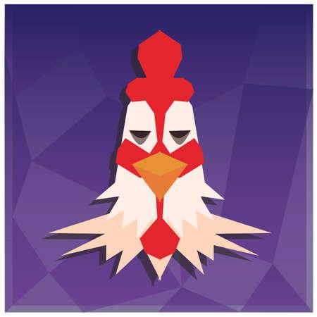 herbivore: rooster