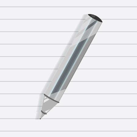 ballpen: pen Stock Photo