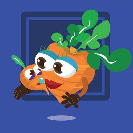 carrots: carrots