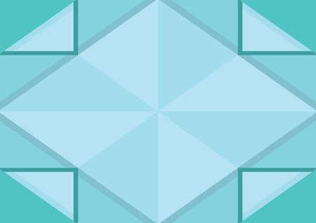 copyspaces: geometric pattern background Stock Photo
