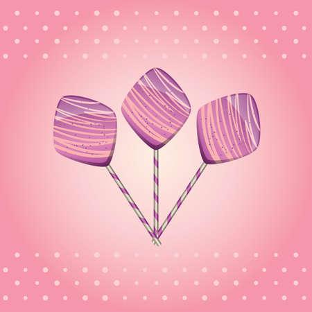 lollipops: piruletas