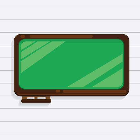 green board: green board Stock Photo