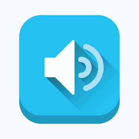loud: loud volume icon Stock Photo
