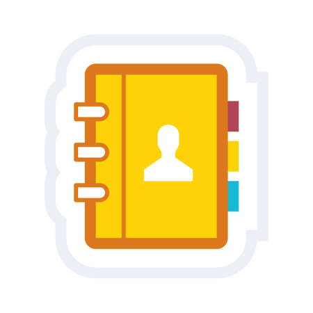 diary: contact numbers diary