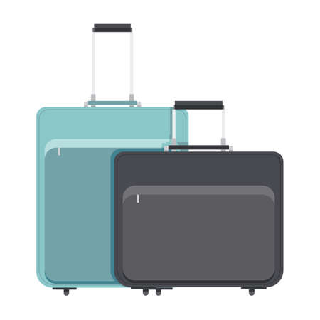 case: suit case Illustration