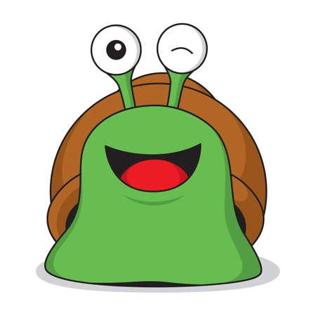 mollusk: snail Illustration