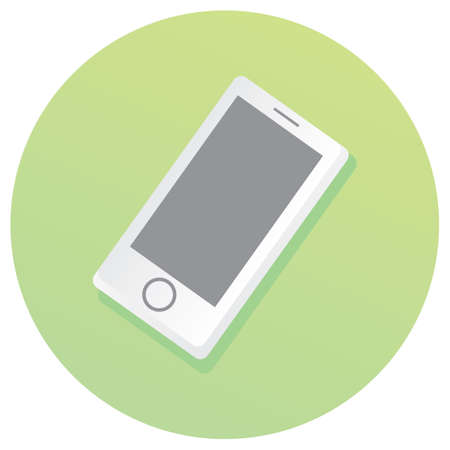 mobilephones: mobile phone Illustration