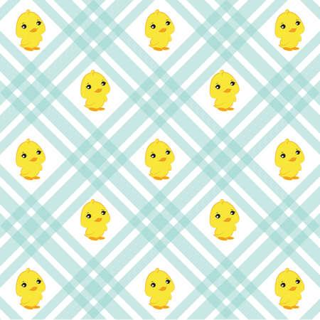 chick: chick pattern