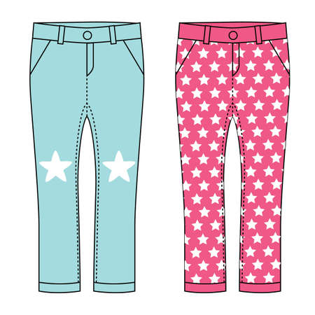 trouser: trousers Illustration