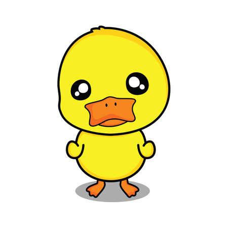 duckling: sad duckling