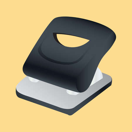 paper punch: hole puncher
