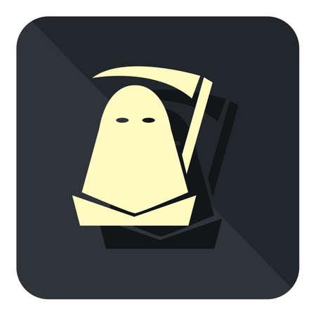 scythe: grim reaper with scythe