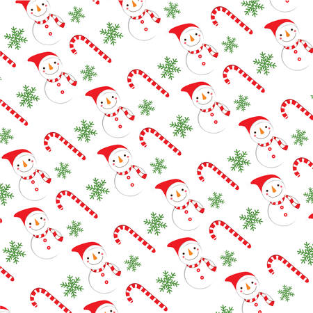 candycane: christmas pattern