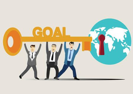 teamwork: business teamwork