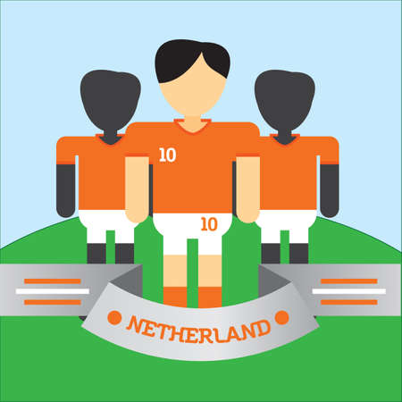 soccer players: netherlands soccer players