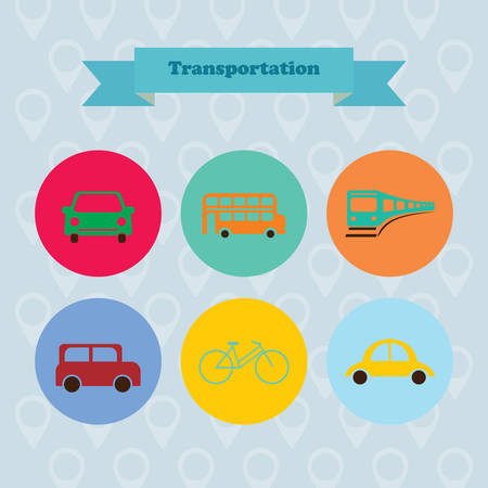 Transport Symbole