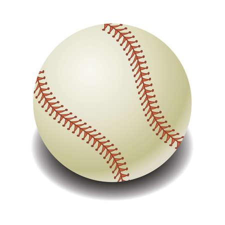 base: base ball Illustration