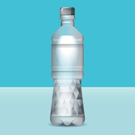 plastic bottle: plastic bottle