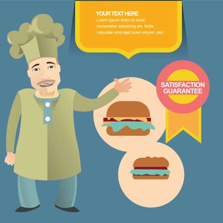 job satisfaction: chef