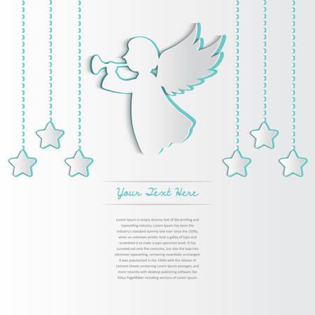 copyspaces: angel wings background