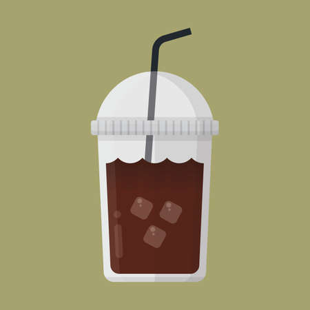 cold: cold coffee