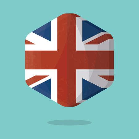 kingdom: the united kingdom flag