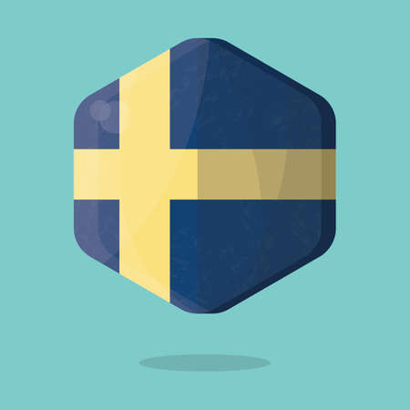 national identity: sweden flag