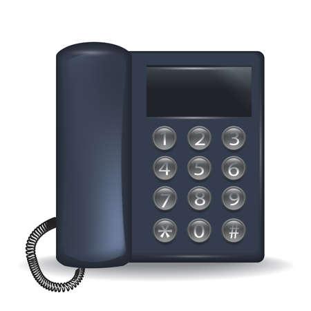 telephone cord: telephone