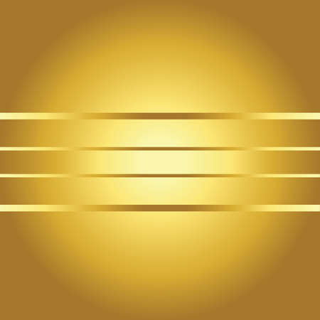 horizontal: golden background with horizontal lines Illustration