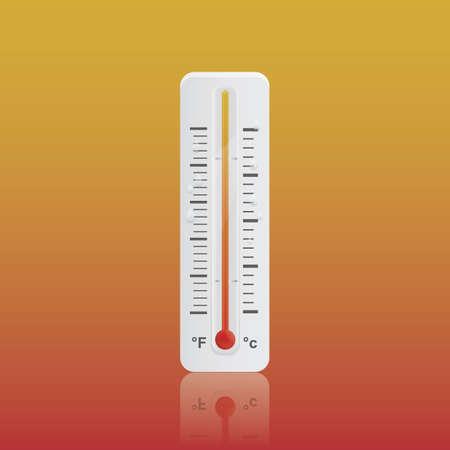temperatures: thermometer