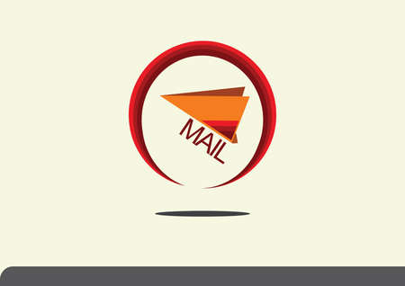 by mail: mail Illustration