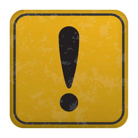 hazard: hazard warning attention sign