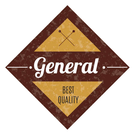 the best: general best quality label