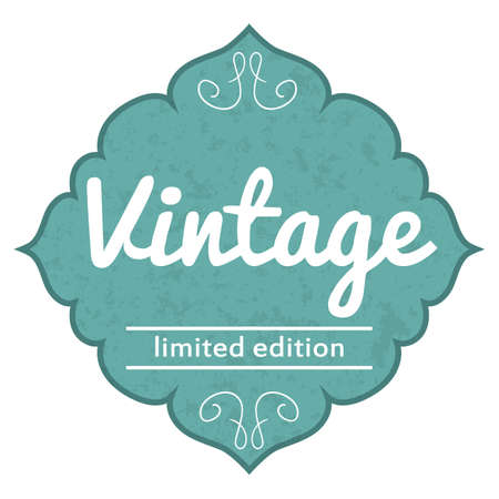 limited edition: vintage limited edition