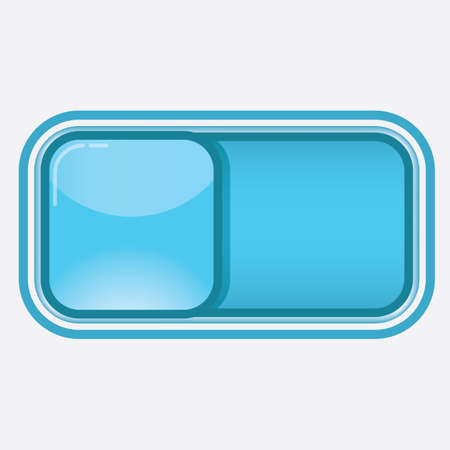 slider: slider button Illustration