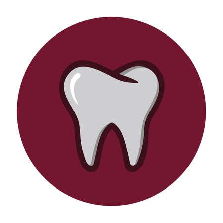 sterke en gezonde tand