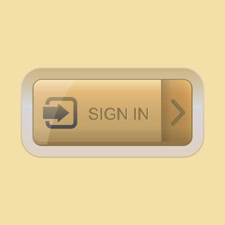 sign in: sign in button