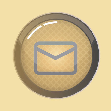 email: email button Illustration