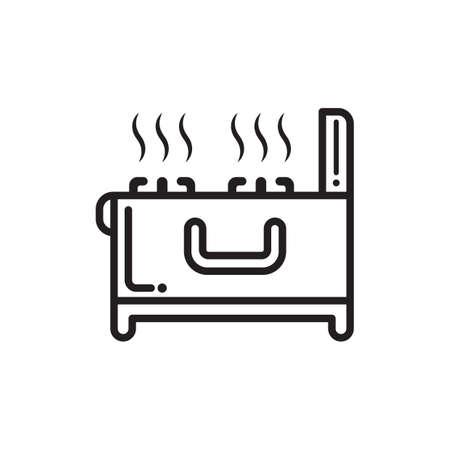 estufa de gas portátil