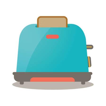toaster Vector Illustratie