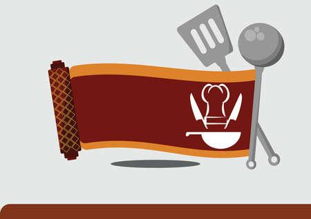 culinary: culinary scroll